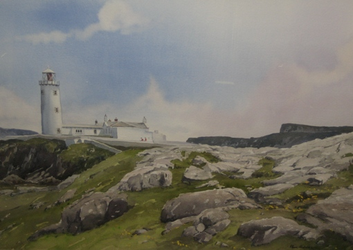 Fanad Lighthouse by Paul Holmes