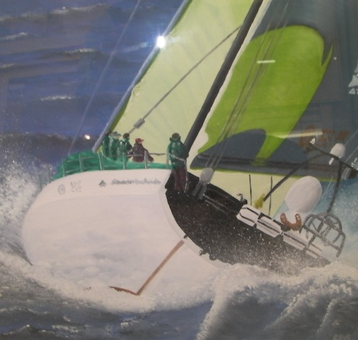 Green Dragon (from the Round the World Yacht Race)